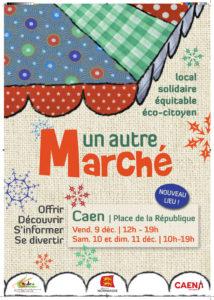 Un Autre Marché – 10 & 11 Décembre 2016.