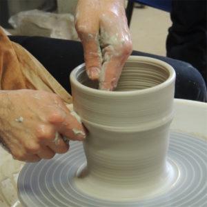 Stage de tournage chez les Sculpteurs de l'Odon