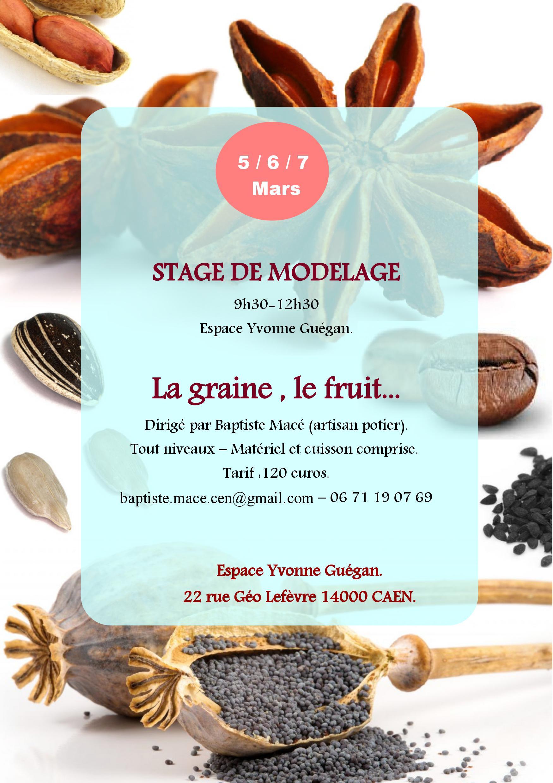 Stage graine hiver 2018